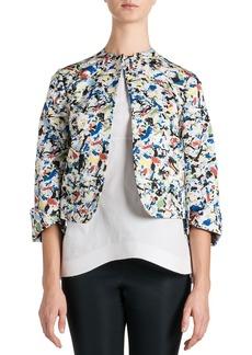Jil Sander Arte Povera Printed Jacket