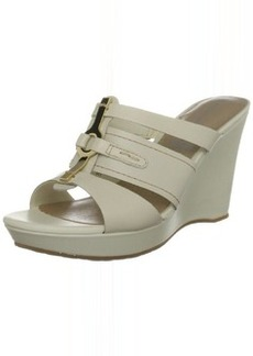 Rockport Women's Locklyn 3 Band Wedge Sandal