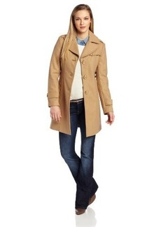 Kenneth Cole New York Women's Wool Walker Coat