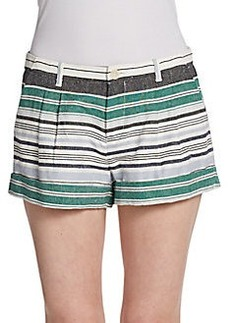 Joie Kimble Multi-Stripe Shorts