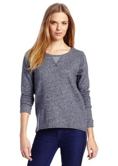 Lucky Brand Women's Marled Pullover