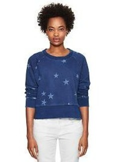 1969 indigo star sweatshirt