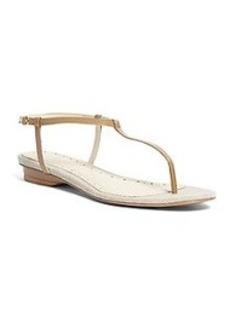 Kid Patent T-Strap Sandal