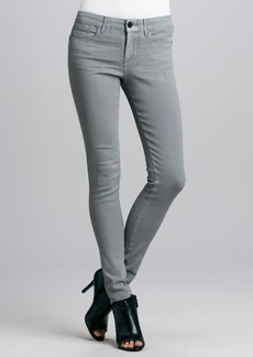 Habitual Denim Eve High-Rise Skinny Jeans, Shale