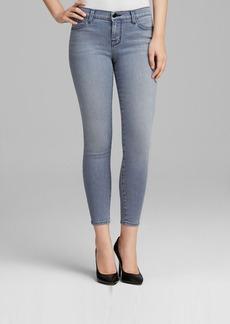 J Brand Jeans - 835 Mid Rise Crop in Strobe