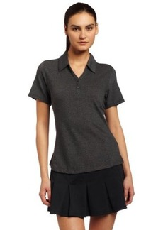 Cutter & Buck Women's Drytec Championship Short Sleeve Polo