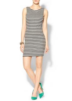Sanctuary Spring Stripe Bodycon Dress