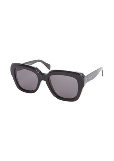 Celine black thick square 'Cocoon' sunglasses