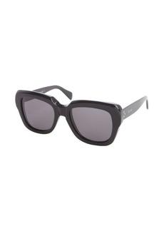 Celine black thick square 'Cocoon' sunglasses