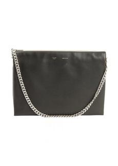 Celine forest leather colorblock shoulder bag