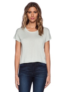 Central Park West Charleston Short Sleeve Dolman Sweater