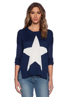 Central Park West Charleston Star Sweater