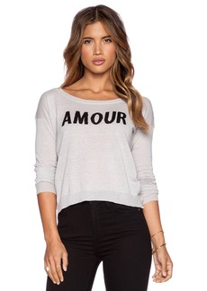 Central Park West Mesa Amour Sweater