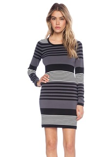 Central Park West Noho Bodycon Dress
