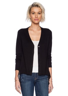 Central Park West Rye Cardigan Sweater