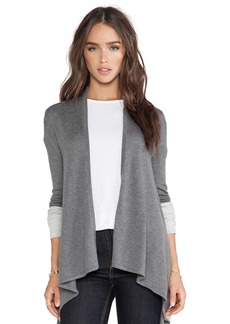 Central Park West Syracuse Colorblock Cardigan