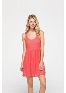 Roxy Women's Take Me Away Lace Dress