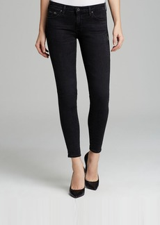 AG Adriano Goldschmied Jeans - The Taxi Side Pocket Skinny in Levanto