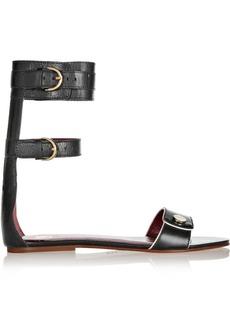 M Missoni Leather sandals