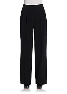 Calvin Klein Collection Cady Wide-Leg Pants