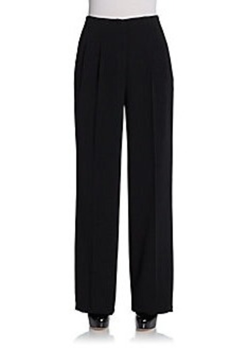 Calvin Klein Collection Cady Wide-Leg Pants