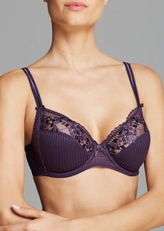 Chantelle Bra - Pont Neuf 3-Part Unlined Underwire #1381