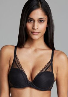 Chantelle Bra - Sexy Plunge Push Up #3646