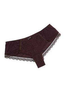 Chantelle C Chic Hipster Briefs, Brown