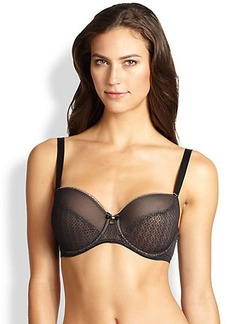 Chantelle C Graphique Three-Quarters Demi Bra