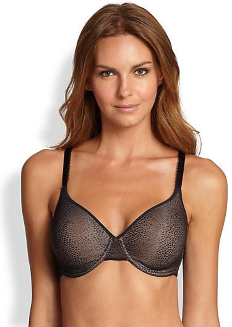 Chantelle Molded Seamless Underwire Bra