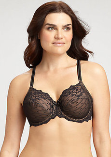 Chantelle Rive Gauche Three-Part Cup Bra