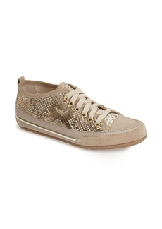 Charles David 'Aria' Snake Embossed Sneaker (Women)