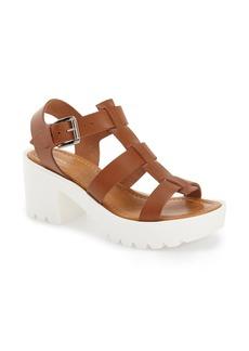 Charles David 'Bella' Platform Sandal (Women)