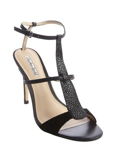 Charles David black suede 'Isadora' sandals