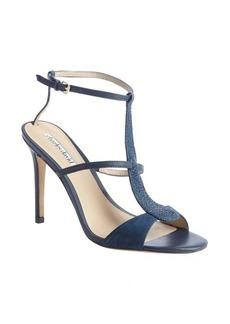 Charles David blue suede 'Isadora' sandals