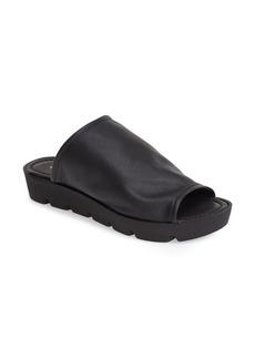 Charles David 'Carmen' Leather Platform Sandal (Women)