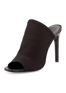 Charles David Daisy Stretch Slide Sandal