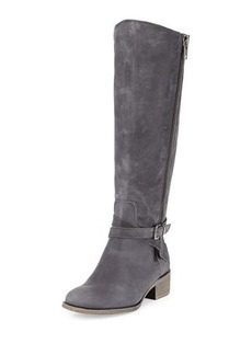 Charles David Gratex Low-Heel Knee-High Boot