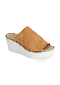 Charles David 'Heloise' Leather Slide Sandal (Women)