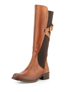 Charles David Hilda Leather Knee Boot