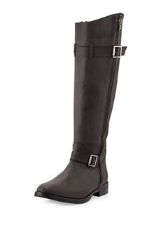 Charles David Joley Buckled Knee Boot