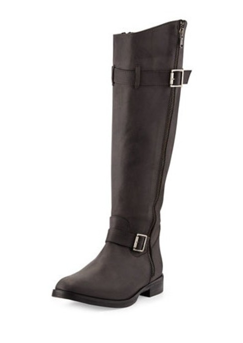 Charles David Joley Buckled Knee Boot