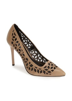 Charles David 'Kaylee' Pointy Toe Leather Pump (Women)