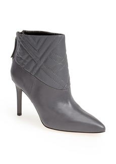 Charles David 'Kelina' Quilted Shaft Leather Boot (Women)