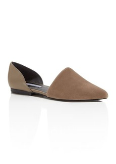 Charles David Kenny d'Orsay Pointed Flats