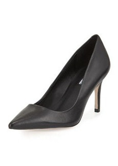 Charles David Luisa Pointed-Toe Pump, Black