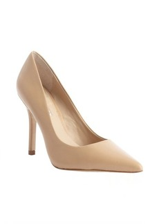 Charles David nude leather 'Sway II' classic pumps