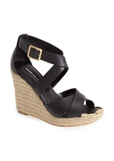 Charles David 'Olympia' Wedge Sandal (Women)