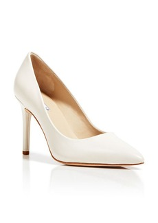 Charles David Pointed Toe Pumps - Kaso High Heel