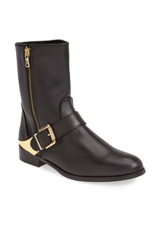 Charles David 'Remian' Burnished Leather Boot (Women)